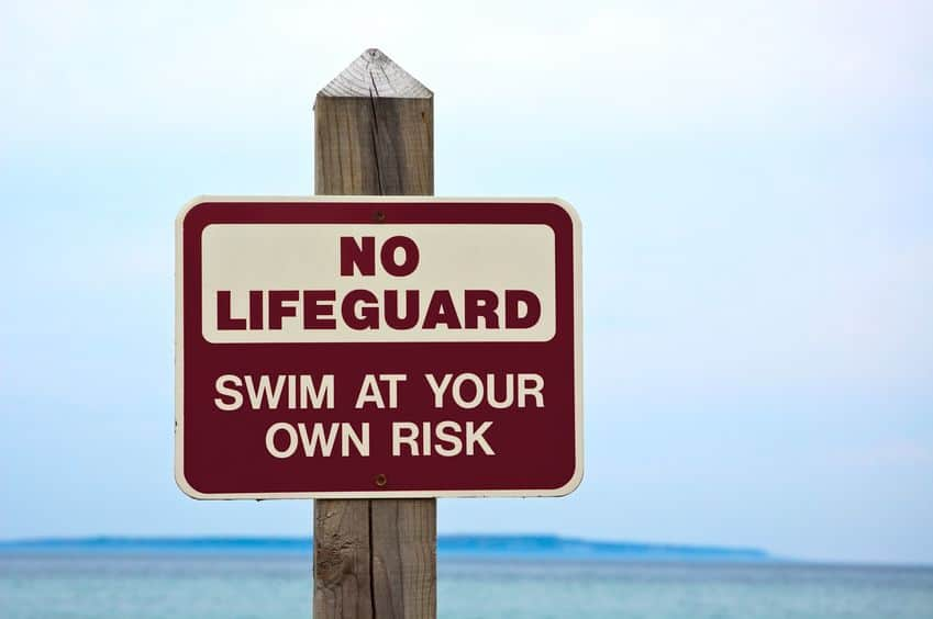 Affiliate Disclaimer - Swim At Your Own Risk!